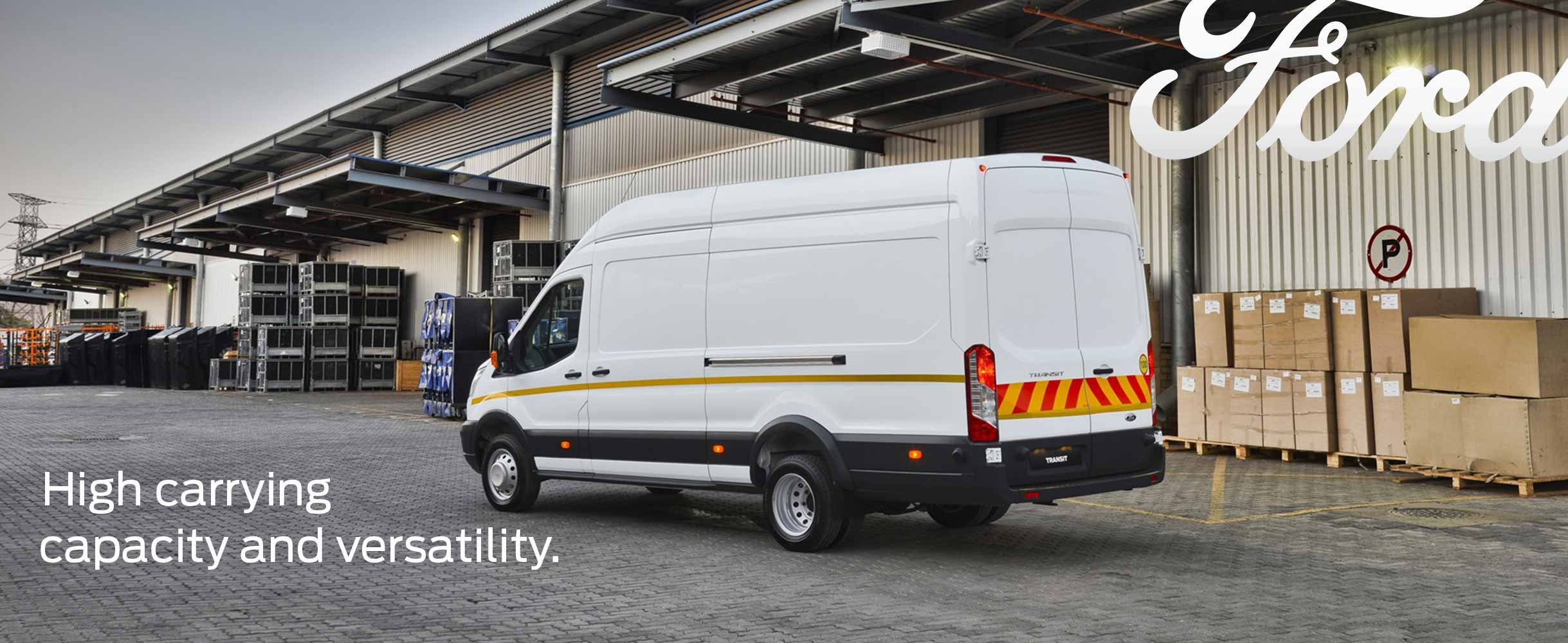 Transit Van and Chassis Cab specs and prices